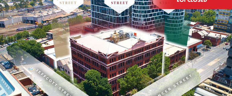Industrial / Warehouse commercial property for sale at 102-108 Jeffcott Street West Melbourne VIC 3003