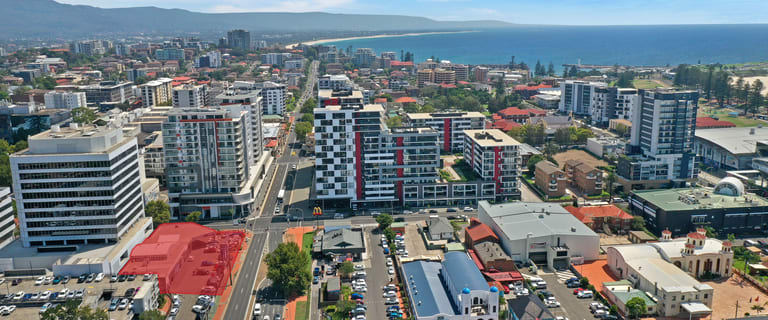 Offices commercial property for lease at 37-39 Burelli Street Wollongong NSW 2500