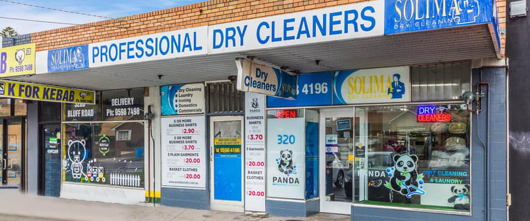 Retail commercial property for sale at 320 Bluff Road Sandringham VIC 3191