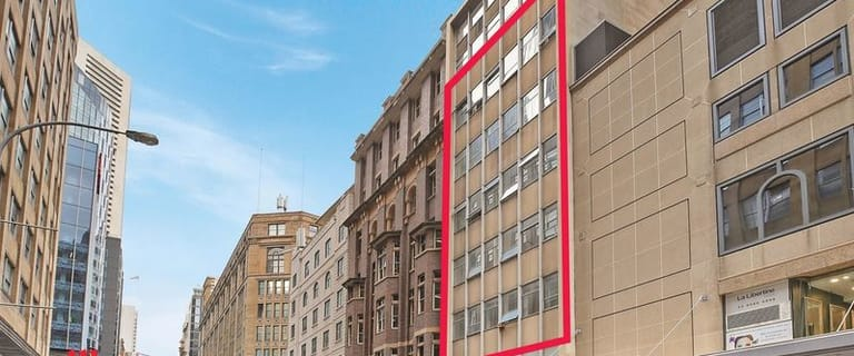 Offices commercial property for sale at L2 - L6/122 Castlereagh Street Sydney NSW 2000