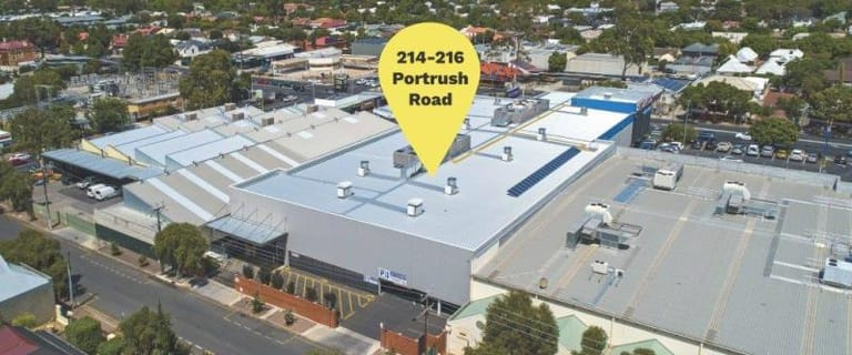 Showrooms / Bulky Goods commercial property for sale at 214-216 Portrush Road Trinity Gardens SA 5068