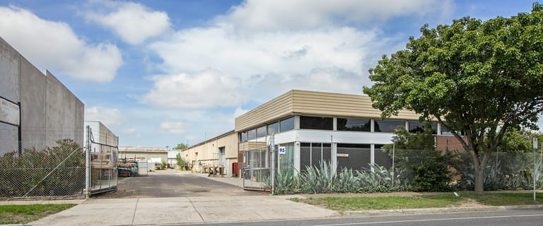 Development / Land commercial property for sale at 95 Heyington Avenue Thomastown VIC 3074