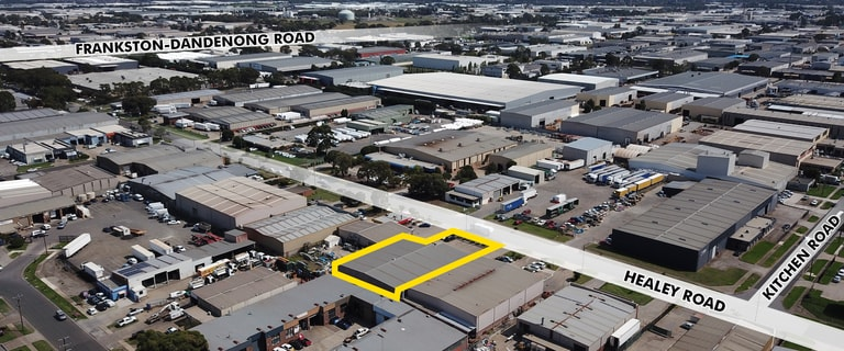 Industrial / Warehouse commercial property for sale at 24 Healey Road Dandenong South VIC 3175