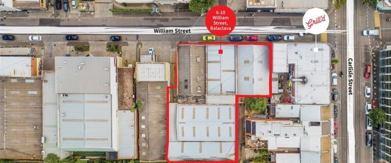 Retail commercial property for sale at 10 William Street Balaclava VIC 3183