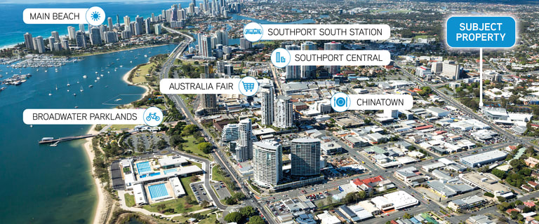 Offices commercial property for sale at 60 High Southport QLD 4215