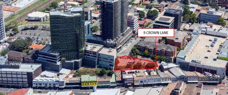 Development / Land commercial property for sale at 9 Crown Lane Wollongong NSW 2500