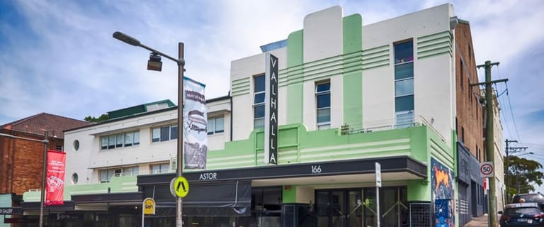 Offices commercial property for sale at Studio 210/Valhalla 166 Glebe Point Road Glebe NSW 2037