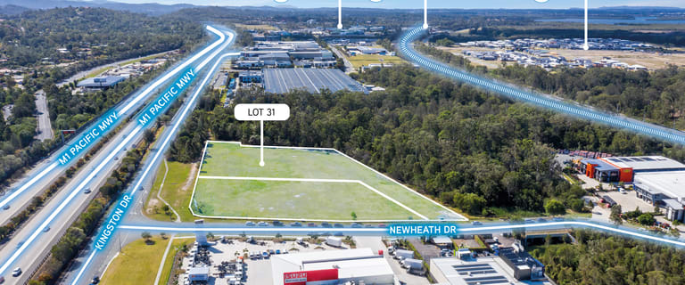 Industrial / Warehouse commercial property for sale at Lot 31/2-4 Newheath Drive Arundel QLD 4214