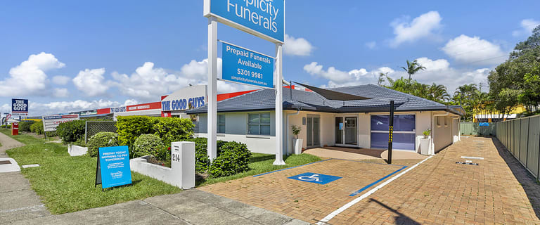 Offices commercial property for sale at 214 Nicklin Way Warana QLD 4575