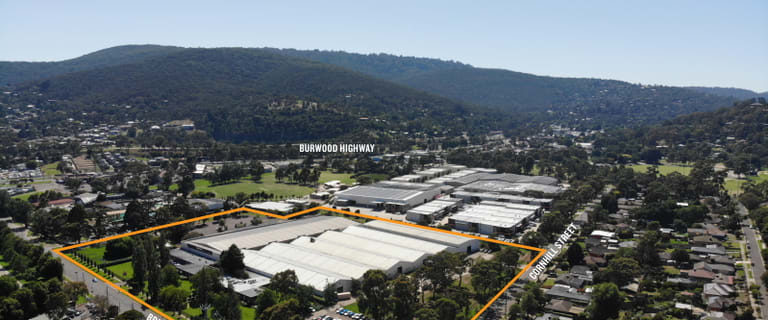 Industrial / Warehouse commercial property for sale at 19-21 Brenock Park Drive Ferntree Gully VIC 3156