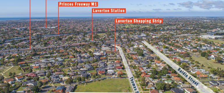 Medical / Consulting commercial property for sale at 11 Thomas Street Laverton VIC 3028