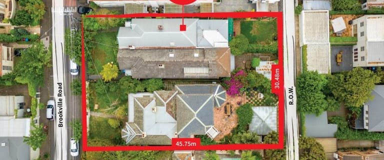 Development / Land commercial property for sale at 3, 3A & 5 Brookville Road Toorak VIC 3142