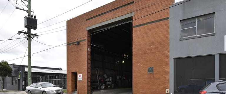 Factory, Warehouse & Industrial commercial property sold at 21c Edinburgh Street Oakleigh VIC 3166