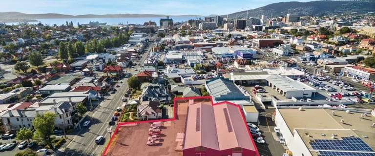 Development / Land commercial property for sale at Whole site/200 Campbell Street North Hobart TAS 7000