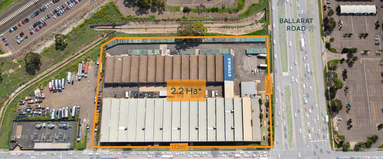 Industrial / Warehouse commercial property for sale at 501-503 Ballarat Road Sunshine VIC 3020
