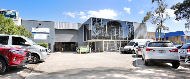 Showrooms / Bulky Goods commercial property for sale at 13 Binney Road Kings Park NSW 2148