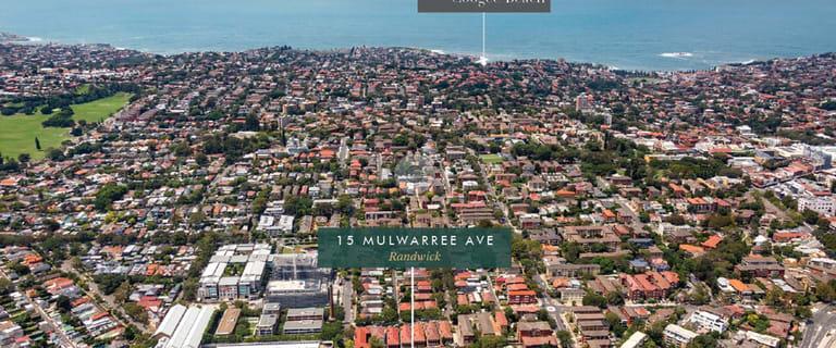 Development / Land commercial property for sale at 15 Mulwarree Avenue Randwick NSW 2031