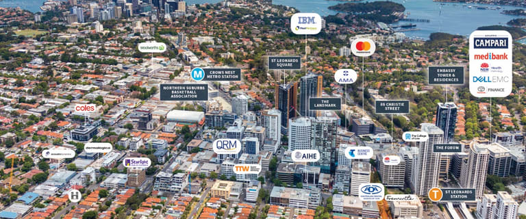 Offices commercial property for sale at 120 Christie Street St Leonards NSW 2065