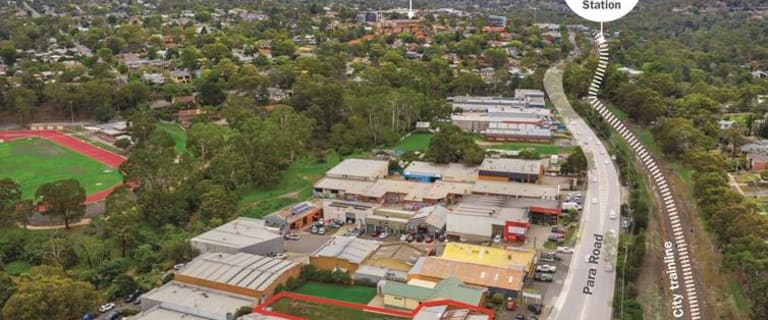 Showrooms / Bulky Goods commercial property for sale at 159 Para Road Greensborough VIC 3088