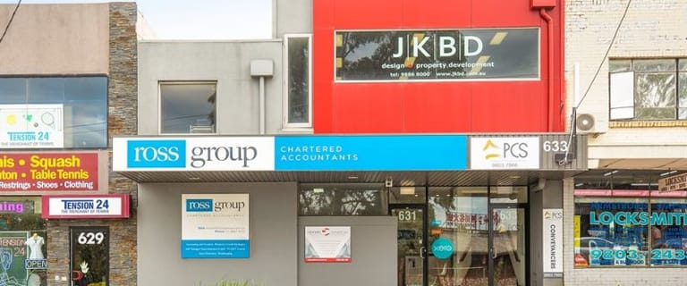 Offices commercial property for sale at 631-633 High Street Road Mount Waverley VIC 3149