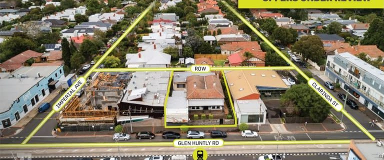 Development / Land commercial property for sale at 644-646 Glen Huntly Road Caulfield South VIC 3162