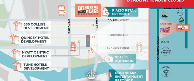 Shop & Retail commercial property for sale at 26 Katherine Place Melbourne VIC 3000