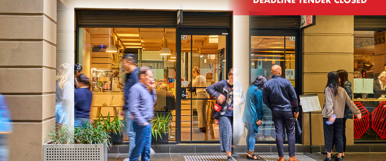 Retail commercial property for sale at 26 Katherine Place Melbourne VIC 3000