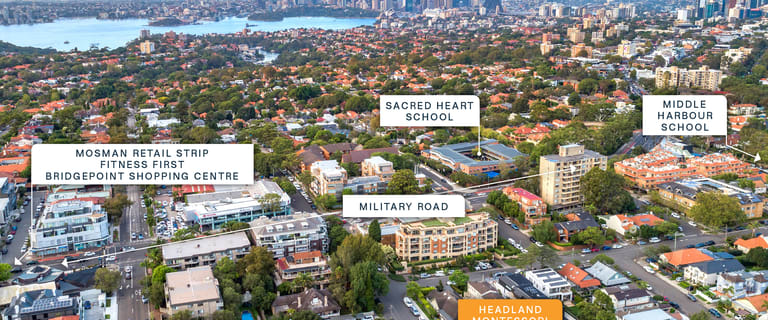 Offices commercial property for sale at 6 Bond Street Mosman NSW 2088