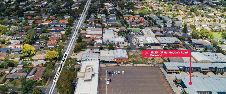Factory, Warehouse & Industrial commercial property for sale at 37/25 - 37 Huntingdale Road Burwood VIC 3125