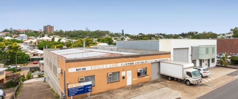 Factory, Warehouse & Industrial commercial property for sale at 13 Bishop Street Kelvin Grove QLD 4059
