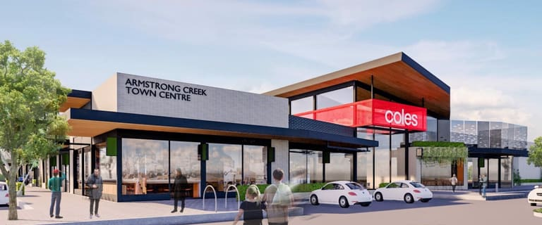 Shop & Retail commercial property for sale at Armstrong Creek Shopping Centre 500-540 Torquay Road Armstrong Creek VIC 3217