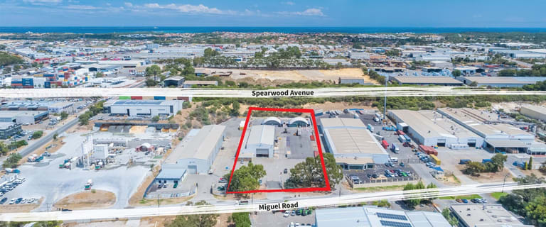 Industrial / Warehouse commercial property for sale at 41 Miguel Road Bibra Lake WA 6163