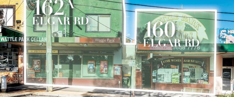 Retail commercial property for sale at 160-162a Elgar Road Box Hill South VIC 3128