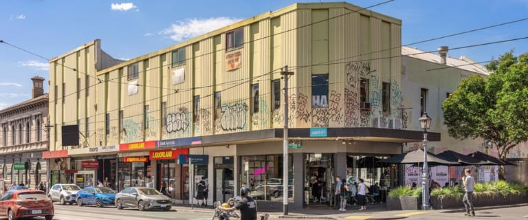 Retail commercial property for sale at 276-294 Brunswick Street Fitzroy VIC 3065