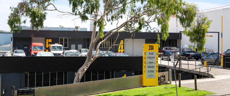 Industrial / Warehouse commercial property for sale at 3/20A Waine Street Freshwater NSW 2096