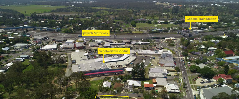 Offices commercial property for sale at 1-7/4 Little Street Goodna QLD 4300