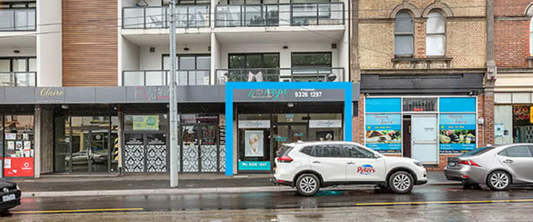 Shop & Retail commercial property for sale at 118 Maribyrnong Road Moonee Ponds VIC 3039
