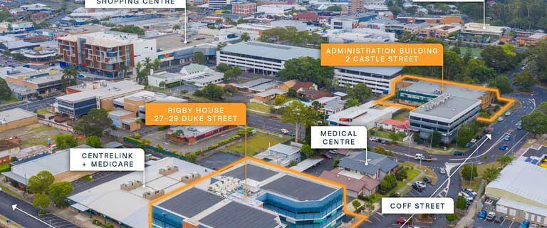 Development / Land commercial property for sale at 27-29 Duke Street Coffs Harbour NSW 2450