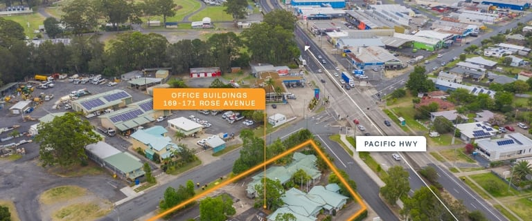 Development / Land commercial property for sale at 169-171 Rose Avenue Coffs Harbour NSW 2450