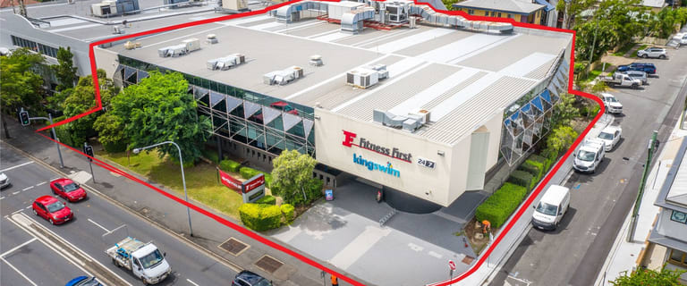 Shop & Retail commercial property for sale at 461 Lutwyche Road Lutwyche QLD 4030