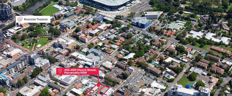 Development / Land commercial property for sale at 452-456 Church Street Parramatta NSW 2150