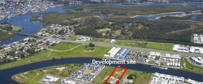 Development / Land commercial property for sale at 39-41 Grant Avenue Hope Island QLD 4212