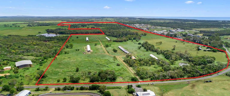 Rural / Farming commercial property for sale at 9 Lower Mountain Road Nikenbah QLD 4655