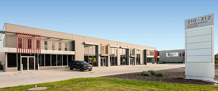 Factory, Warehouse & Industrial commercial property for sale at 3, 4 + 5, 310 Governor Road Braeside VIC 3195