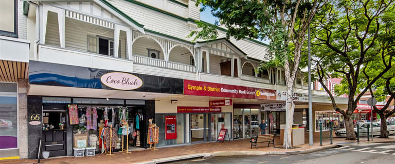 Shop & Retail commercial property for sale at 62-76 Mary Street Gympie QLD 4570