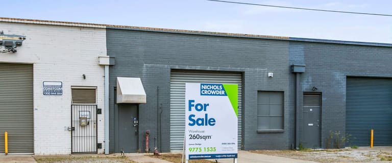 Industrial / Warehouse commercial property for sale at 12 Rosella Street Frankston VIC 3199