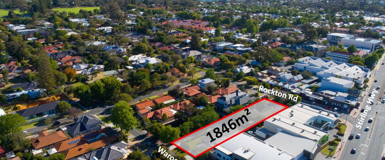 Development / Land commercial property for sale at Nedlands WA 6009