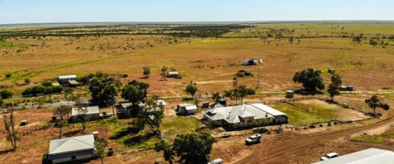 Rural / Farming commercial property for sale at Bowen Downs Muttaburra QLD 4732