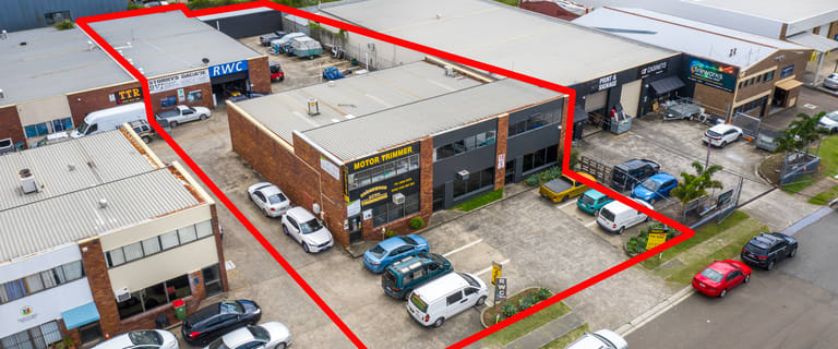Factory, Warehouse & Industrial commercial property for sale at 18 Randall Street Slacks Creek QLD 4127