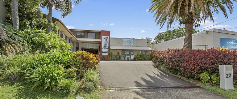 Factory, Warehouse & Industrial commercial property for sale at 22 Rene Street Noosaville QLD 4566